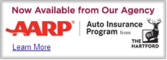 HARTFORD AARP AUTO FROM RUBIN INSURANCE